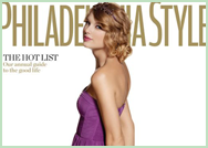 Polished Spa & Boutique Featured in Philadelphia Style Magazine Summer 2011