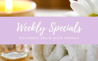 Weekday Specials
