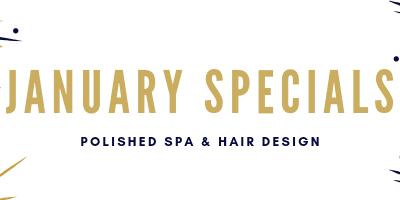 January 2019 Specials